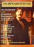 Armchair Detective (1967-1997 Mysterious Press) Vol. 26 #1