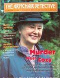 Armchair Detective (1967-1997 Mysterious Press) Vol. 26 #3