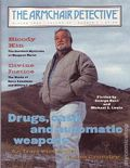 Armchair Detective (1967-1997 Mysterious Press) Vol. 27 #1