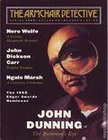 Armchair Detective (1967-1997 Mysterious Press) Vol. 28 #2