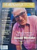 Armchair Detective (1967-1997 Mysterious Press) Vol. 29 #4