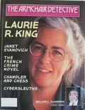Armchair Detective (1967-1997 Mysterious Press) Vol. 30 #1