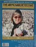 Armchair Detective (1967-1997 Mysterious Press) Vol. 30 #3