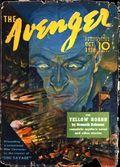 The Avenger (1939-1942 Street & Smith) Vol. 1 #2
