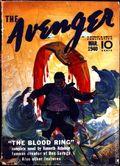 The Avenger (1939-1942 Street & Smith) Vol. 2 #1