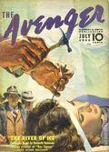 The Avenger (1939-1942 Street & Smith) Vol. 2 #5