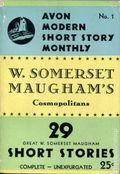Avon Modern Short Story Monthly (1943 Avon Book Company) 1