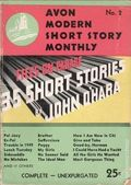 Avon Modern Short Story Monthly (1943 Avon Book Company) 2