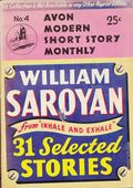 Avon Modern Short Story Monthly (1943 Avon Book Company) 4