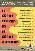 Avon Modern Short Story Monthly (1943 Avon Book Company) 7