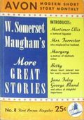Avon Modern Short Story Monthly (1943 Avon Book Company) 8