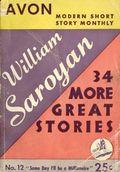 Avon Modern Short Story Monthly (1943 Avon Book Company) 12