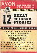 Avon Modern Short Story Monthly (1943 Avon Book Company) 20