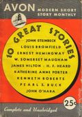 Avon Modern Short Story Monthly (1943 Avon Book Company) 25