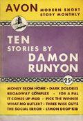 Avon Modern Short Story Monthly (1943 Avon Book Company) 27