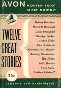 Avon Modern Short Story Monthly (1943 Avon Book Company) 28