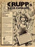 Krupp Catalog (1972 Krupp Comic Works) 45 1/2