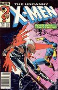 Uncanny X-Men (1963 1st Series) Canadian Price Variant 201