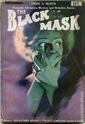Black Mask (1923-1943 Atlas Publishing) British Reprint Edition Vol. 1 #4
