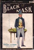 Black Mask (1923-1943 Atlas Publishing) British Reprint Edition Vol. 1 #5