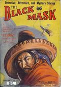 Black Mask (1923-1943 Atlas Publishing) British Reprint Edition Vol. 1 #15