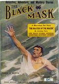 Black Mask (1923-1943 Atlas Publishing) British Reprint Edition Vol. 2 #3
