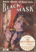 Black Mask (1923-1943 Atlas Publishing) British Reprint Edition Vol. 2 #4