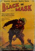 Black Mask (1923-1943 Atlas Publishing) British Reprint Edition Vol. 3 #6