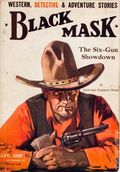 Black Mask (1923-1943 Atlas Publishing) British Reprint Edition Vol. 7 #7