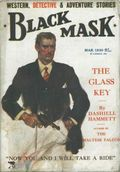 Black Mask (1923-1943 Atlas Publishing) British Reprint Edition Vol. 8 #6