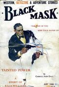 Black Mask (1923-1943 Atlas Publishing) British Reprint Edition Vol. 8 #9
