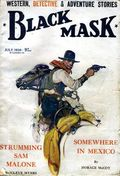 Black Mask (1923-1943 Atlas Publishing) British Reprint Edition Vol. 8 #10
