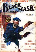 Black Mask (1923-1943 Atlas Publishing) British Reprint Edition Vol. 9 #3