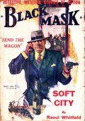 Black Mask (1923-1943 Atlas Publishing) British Reprint Edition Vol. 9 #8