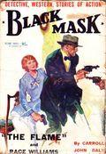 Black Mask (1923-1943 Atlas Publishing) British Reprint Edition Vol. 9 #9