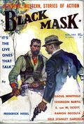 Black Mask (1923-1943 Atlas Publishing) British Reprint Edition Vol. 10 #2