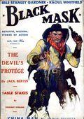 Black Mask (1923-1943 Atlas Publishing) British Reprint Edition Vol. 10 #4