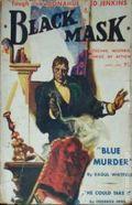Black Mask (1923-1943 Atlas Publishing) British Reprint Edition Vol. 10 #12