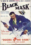 Black Mask (1923-1943 Atlas Publishing) British Reprint Edition Vol. 11 #5