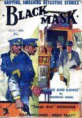 Black Mask (1923-1943 Atlas Publishing) British Reprint Edition Vol. 11 #10