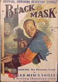 Black Mask (1923-1943 Atlas Publishing) British Reprint Edition Vol. 12 #3