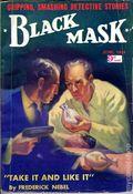 Black Mask (1923-1943 Atlas Publishing) British Reprint Edition Vol. 12 #9
