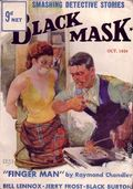 Black Mask (1923-1943 Atlas Publishing) British Reprint Edition Vol. 13 #1