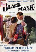 Black Mask (1923-1943 Atlas Publishing) British Reprint Edition Vol. 13 #4
