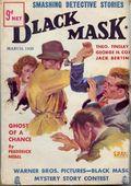 Black Mask (1923-1943 Atlas Publishing) British Reprint Edition Vol. 13 #6