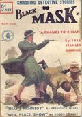 Black Mask (1923-1943 Atlas Publishing) British Reprint Edition Vol. 13 #8