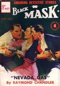 Black Mask (1923-1943 Atlas Publishing) British Reprint Edition Vol. 13 #9
