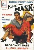 Black Mask (1923-1943 Atlas Publishing) British Reprint Edition Vol. 13 #11