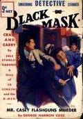 Black Mask (1923-1943 Atlas Publishing) British Reprint Edition Vol. 14 #1