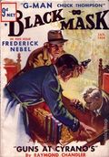 Black Mask (1923-1943 Atlas Publishing) British Reprint Edition Vol. 14 #4